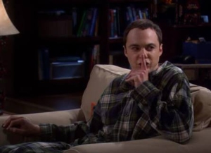 Sheldon Secret