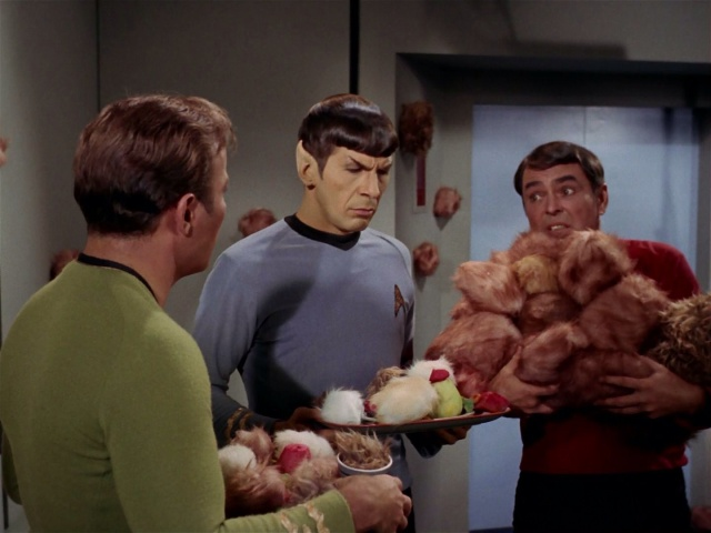 My favorite Star Trek episode: 'The Trouble with Tribbles'
